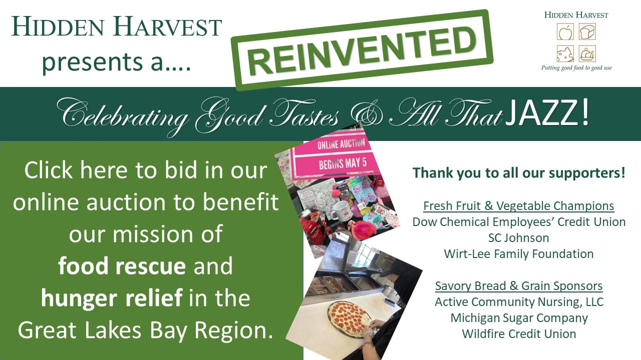 Click to bid in our online auction!